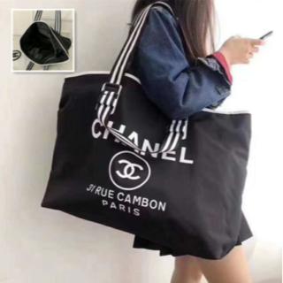 CHANEL - 美品 CHANEL シャネル ノベルティトートバッグ