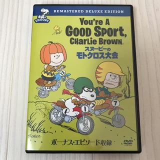 スヌーピー(SNOOPY)の人気❗️スヌーピー DVD  英語の勉強にも(アニメ)