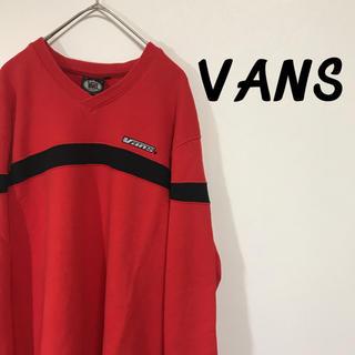 ヴァンズ(VANS)のvans スウェット (スウェット)