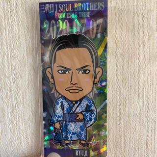 サンダイメジェイソウルブラザーズ(三代目 J Soul Brothers)の今市隆二 千社札 七夕(国内アーティスト)