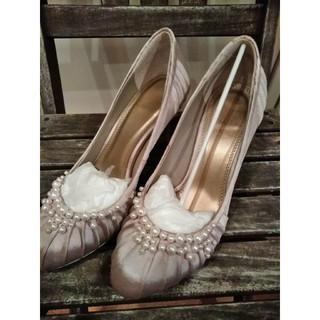 ストロベリーフィールズ(STRAWBERRY-FIELDS)のストロベリーフィールズグレース パンプス 靴(ハイヒール/パンプス)