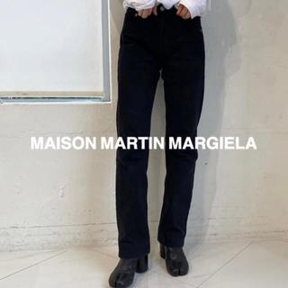 マルタンマルジェラ(Maison Martin Margiela)のMaison martin Margiela black denim(デニム/ジーンズ)
