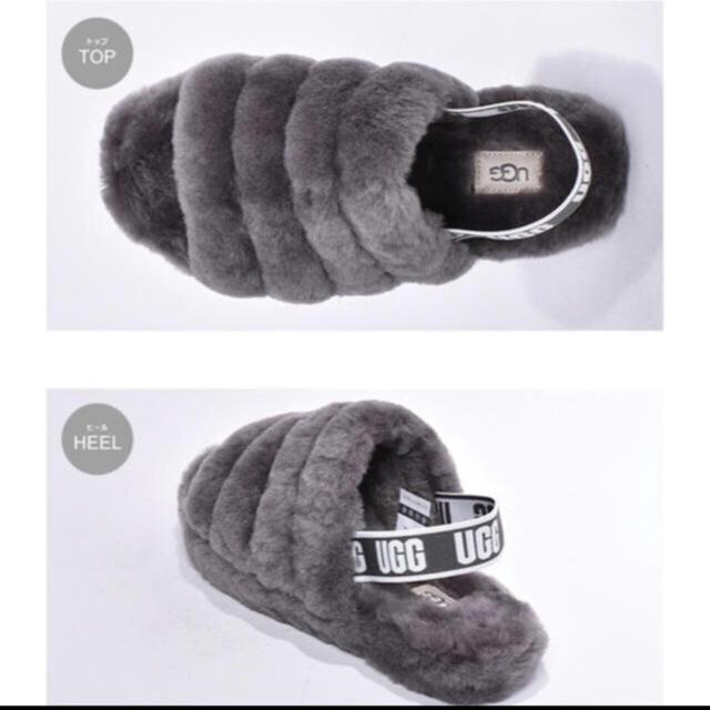 UGG(アグ)のフラッフ イヤー スライド レディースの靴/シューズ(サンダル)の商品写真