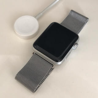 Apple Watch - Apple Watch Series 2 42mm GPS アルミ シルバー