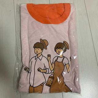ビームス(BEAMS)の非売品 サントリークラフトボス Tシャツ BEAMS  リバーシブル  BOSS(Tシャツ/カットソー(半袖/袖なし))