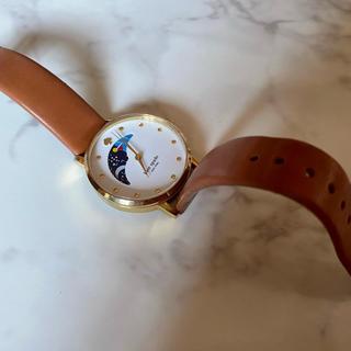 kate spade new york - ケイトスペード katespade 腕時計 メトロ ムーンフェイス