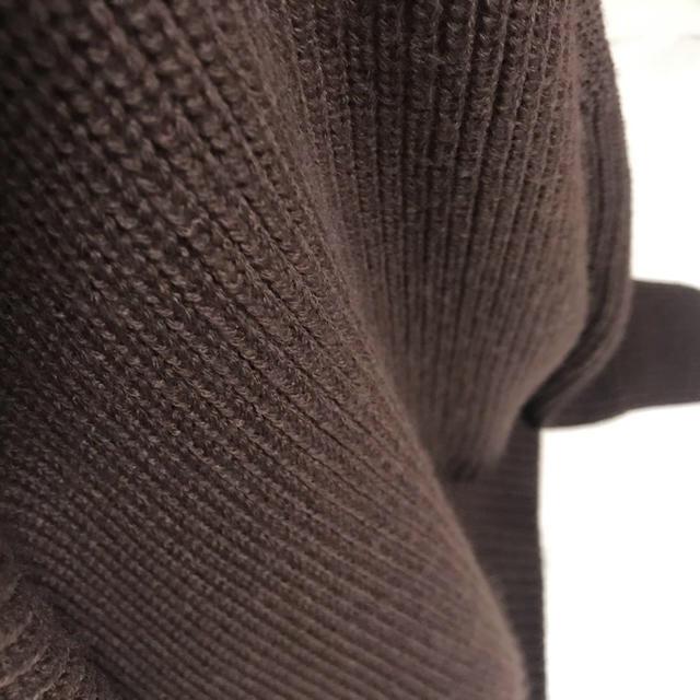 URBAN RESEARCH(アーバンリサーチ)のハイネックニット ブラウン レディースのトップス(ニット/セーター)の商品写真