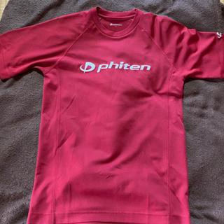 Phiten Tシャツ