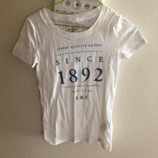 アバクロンビーアンドフィッチ(Abercrombie&Fitch)のTシャツ(Tシャツ(半袖/袖なし))