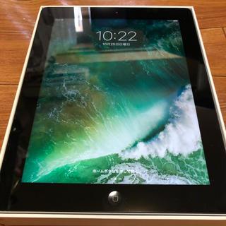 Apple - iPad 第4世代 32G Wi-Fiモデル