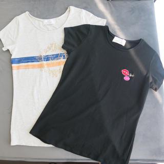 レディー(Rady)の美品 rady レディー 半袖 Tシャツ 2枚セット(Tシャツ(半袖/袖なし))