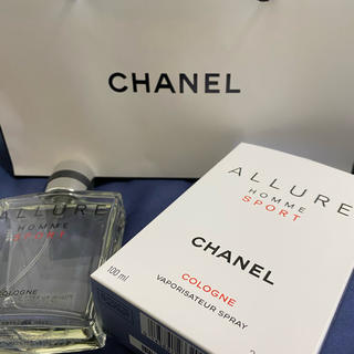 CHANEL - CHANEL ALLURE HOMME SPORT 100ml