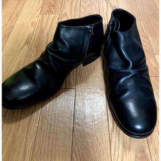 パドローネ(PADRONE)のパドローネ ショートサイドジップブーツ(サイズ43)(ブーツ)