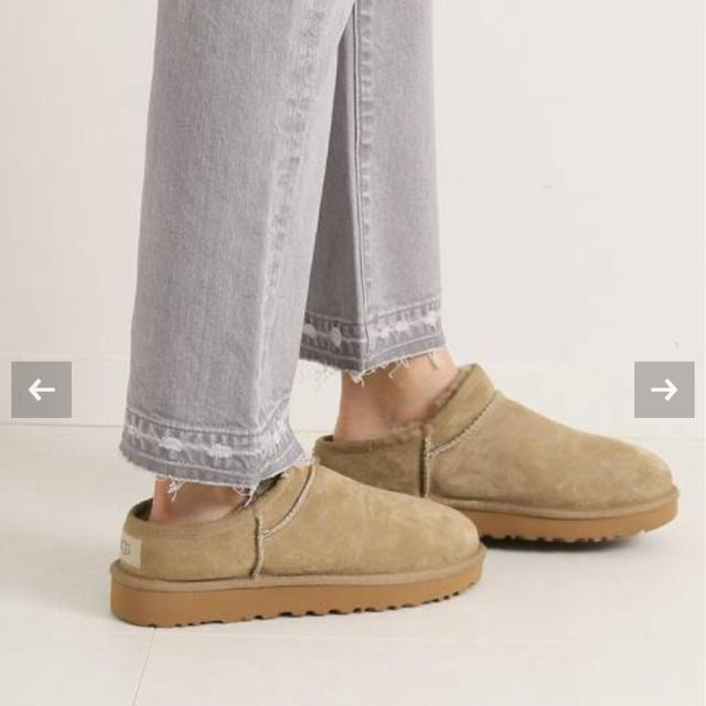 FRAMeWORK(フレームワーク)の【新品未使用】FRAMeWORK 【UGG】 CLASSIC SLIPPER レディースの靴/シューズ(スリッポン/モカシン)の商品写真
