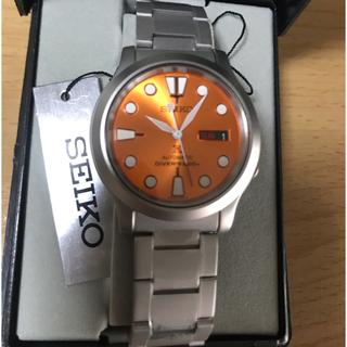 セイコー(SEIKO)のSEIKO スポーツ MOD カスタム 7S26 自動巻 サードダイバー 復刻版(腕時計(アナログ))