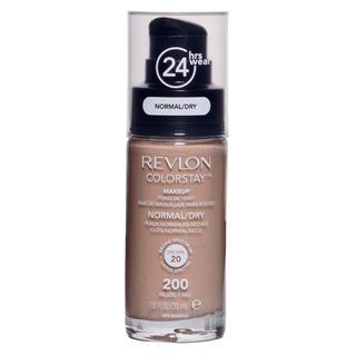 レブロン(REVLON)のレブロン カラーステイ メイクアップ 200 30ml 新品未使用 未開封(ファンデーション)
