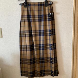 オニール(O'NEILL)のオニールオブダブリン キルトスカート BEAMS別注 サイズ10(ロングスカート)