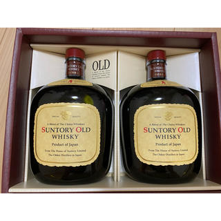 サントリー - SUNTORY OLD WHISKY