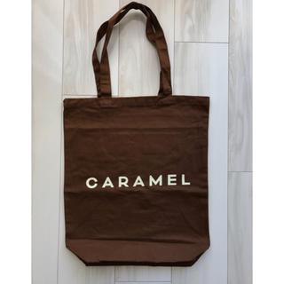 キャラメルベビー&チャイルド(Caramel baby&child )の本日のみ値下げ CARAMEL  トート バッグ ノベルティ(トートバッグ)
