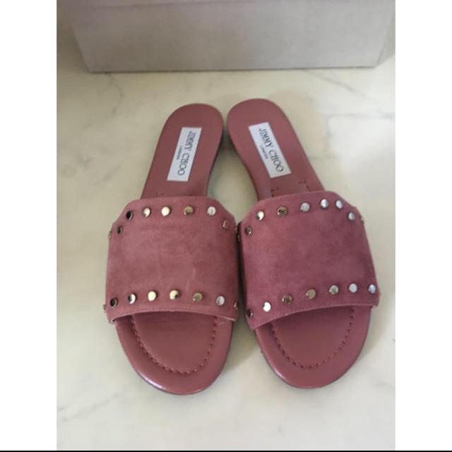 JIMMY CHOO(ジミーチュウ)のジミーチュウ サンダル レディースの靴/シューズ(サンダル)の商品写真