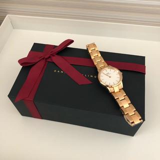 Daniel Wellington - Hailey着用モデル ダニエルウェリントン ICONIC LINK 腕時計