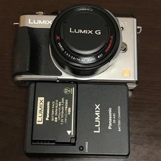 Panasonic - LUMIX GX1 14-42レンズセット