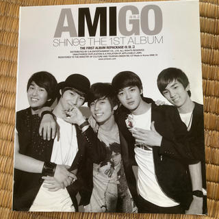 シャイニー(SHINee)のSHINee 1st ALBUM AMIGO(K-POP/アジア)
