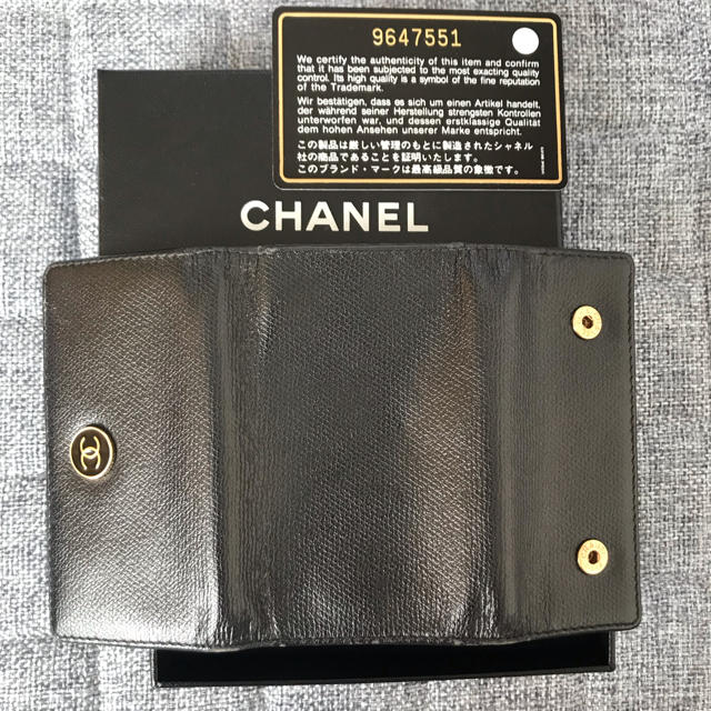 CHANEL(シャネル)のシャネルキーケース レディースのファッション小物(キーケース)の商品写真
