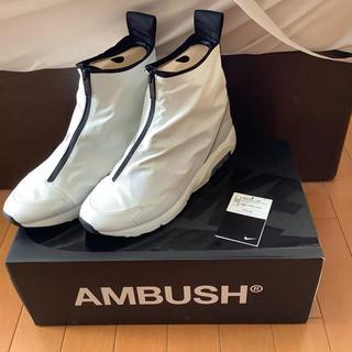 アンブッシュ(AMBUSH)のNIKE AIR MAX 180 HIGH × AMBUSH (スニーカー)