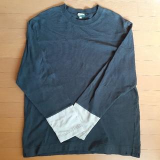 ポールスミス(Paul Smith)のポール・スミス「長袖カットソー・黒」(Tシャツ/カットソー(七分/長袖))