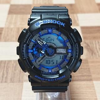 G-SHOCK - 超美品【CASIO/G-SHOCK】デジアナ メンズ腕時計 GA-110CB