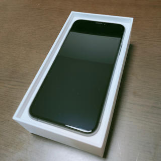 iPhone - iPhone Xs Space Gray 64 GB SIMロック解除済み