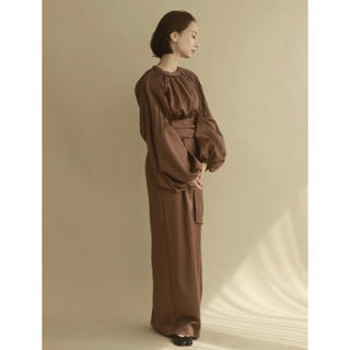 louren pintack sleeve dress