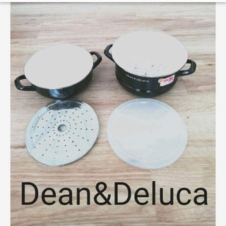 DEAN & DELUCA - dean&delucaキャセロールL ブラック(18cm)