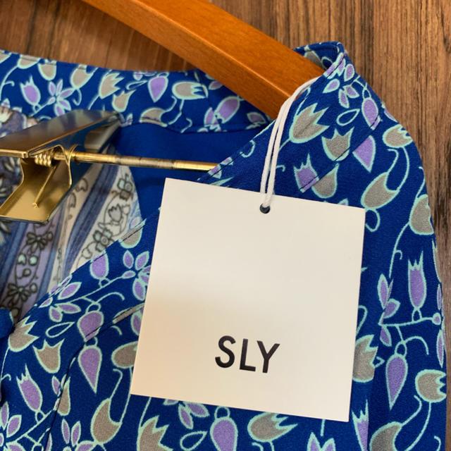 SLY(スライ)のSLY ワンピース レディースのワンピース(ロングワンピース/マキシワンピース)の商品写真