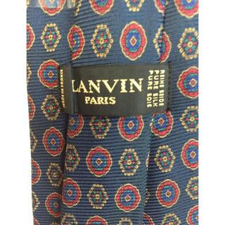 ランバン(LANVIN)の【ランバンLANVIN】フランス製 ネクタイ(ネクタイ)