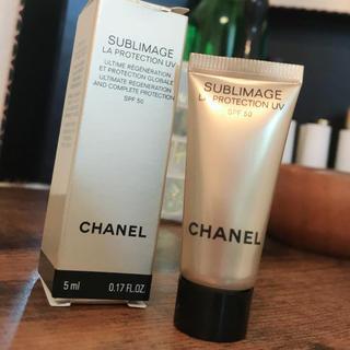 CHANEL - CHANEL シャネル 日焼け止め乳液 下地 サンプル