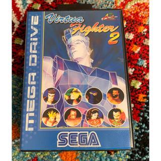 セガ(SEGA)のバーチャファイター2 海外版 メガドライブ SEGA セガ メガドラ(家庭用ゲームソフト)