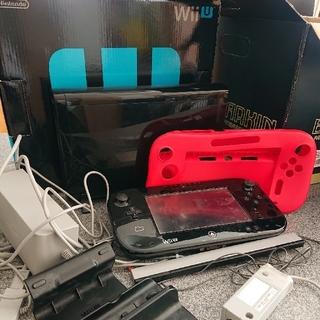 Wii U - 【koi様専用】WiiU 本体 ヌンチャク付き