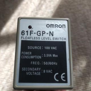 オムロン(OMRON)のオムロン フロートレスレベルスイッチ 61F-GP-N(その他)