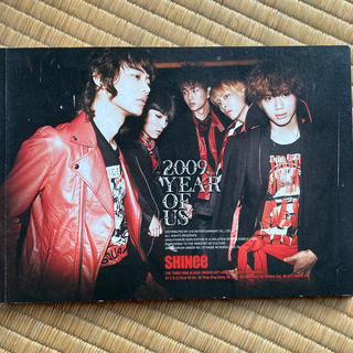 SHINee 2009 year of us