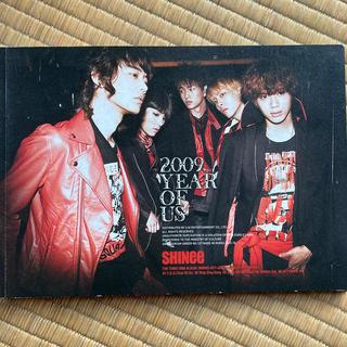 シャイニー(SHINee)のSHINee 2009 year of us(K-POP/アジア)