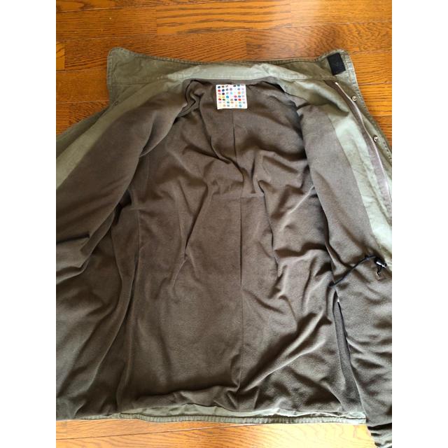 UNDERCOVER(アンダーカバー)のUNDERCOVER ミリタリージャケット メンズのジャケット/アウター(ミリタリージャケット)の商品写真