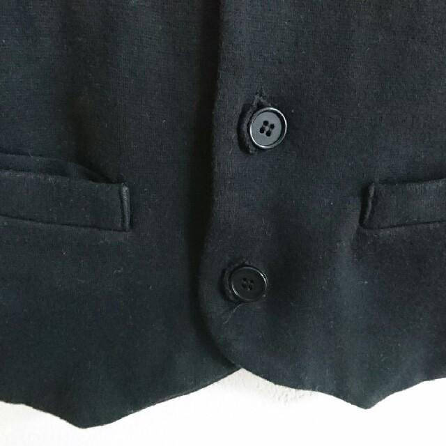 agnes b.(アニエスベー)のagnes b.☆アニエスベー アンファン キッズ ベスト 6ans 110㎝ キッズ/ベビー/マタニティのキッズ服男の子用(90cm~)(ドレス/フォーマル)の商品写真