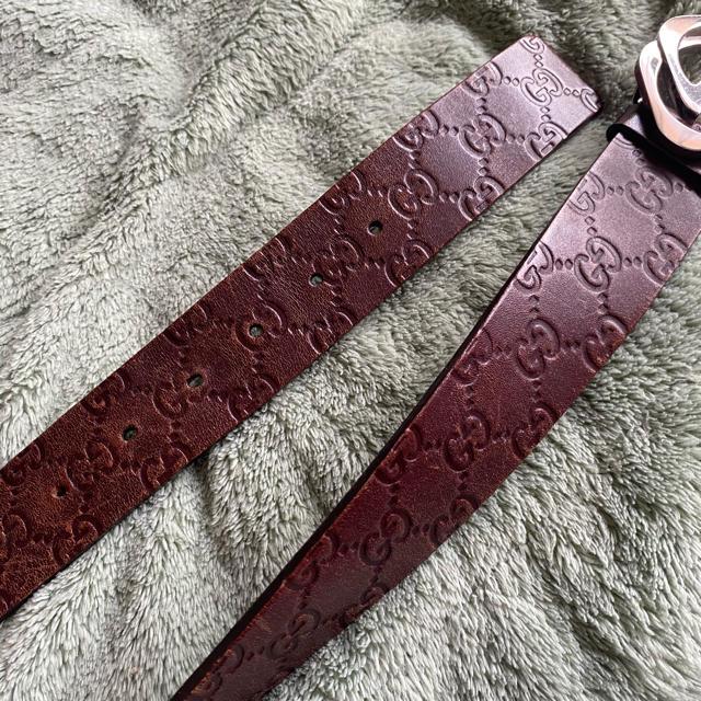 Gucci(グッチ)のGUCCIベルト メンズのファッション小物(ベルト)の商品写真