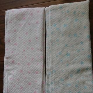 【るりるり様専用】布おむつ ピンク&水色(布おむつ)