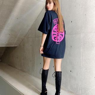 GYDA - mirror9 蒙古タンメン中本 コラボTシャツ Mサイズ