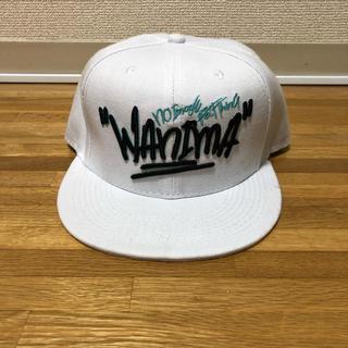 ワニマ(WANIMA)の【新品】レフラー×WANIMA キャップ(キャップ)