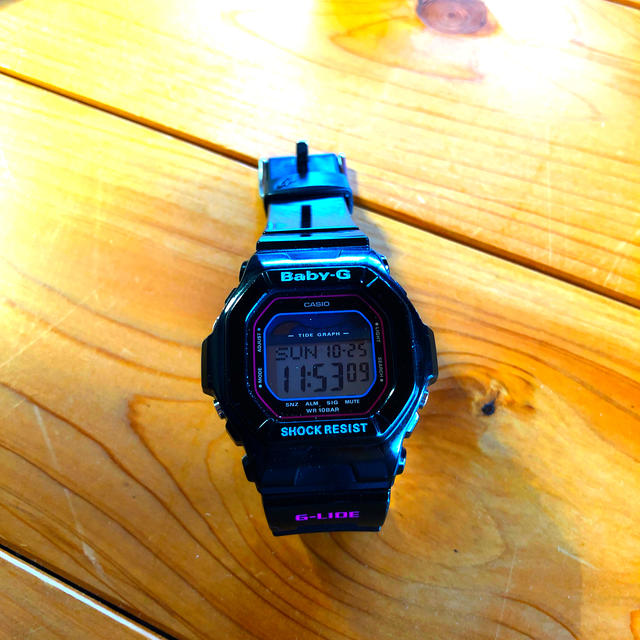 Baby-G(ベビージー)のBaby-G  時計 メンズの時計(腕時計(デジタル))の商品写真