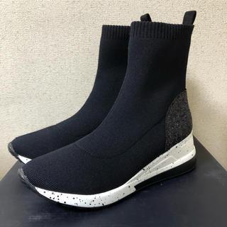 EVOL - 【新品】EVOL スニーカーソックスブーツ イーボル イリマ ブーツ